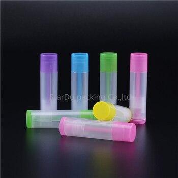 360PCS/LOT 2020 new diy Lipstick cool liptube 5 colors balm tube Empty 5G liptubes Containers lip Tubes balm tube