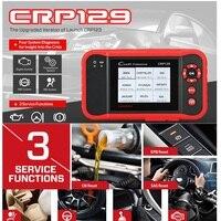 Launch CRP129 OBD2 car Scanner Scan Tool ENG/AT/ABS/SRS EPB SAS Oil Service Light Resets Code Reader PK X431 Creader VIII CRP123
