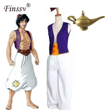 Adult Cosplay Costume Mythical Prince Aladin Performance