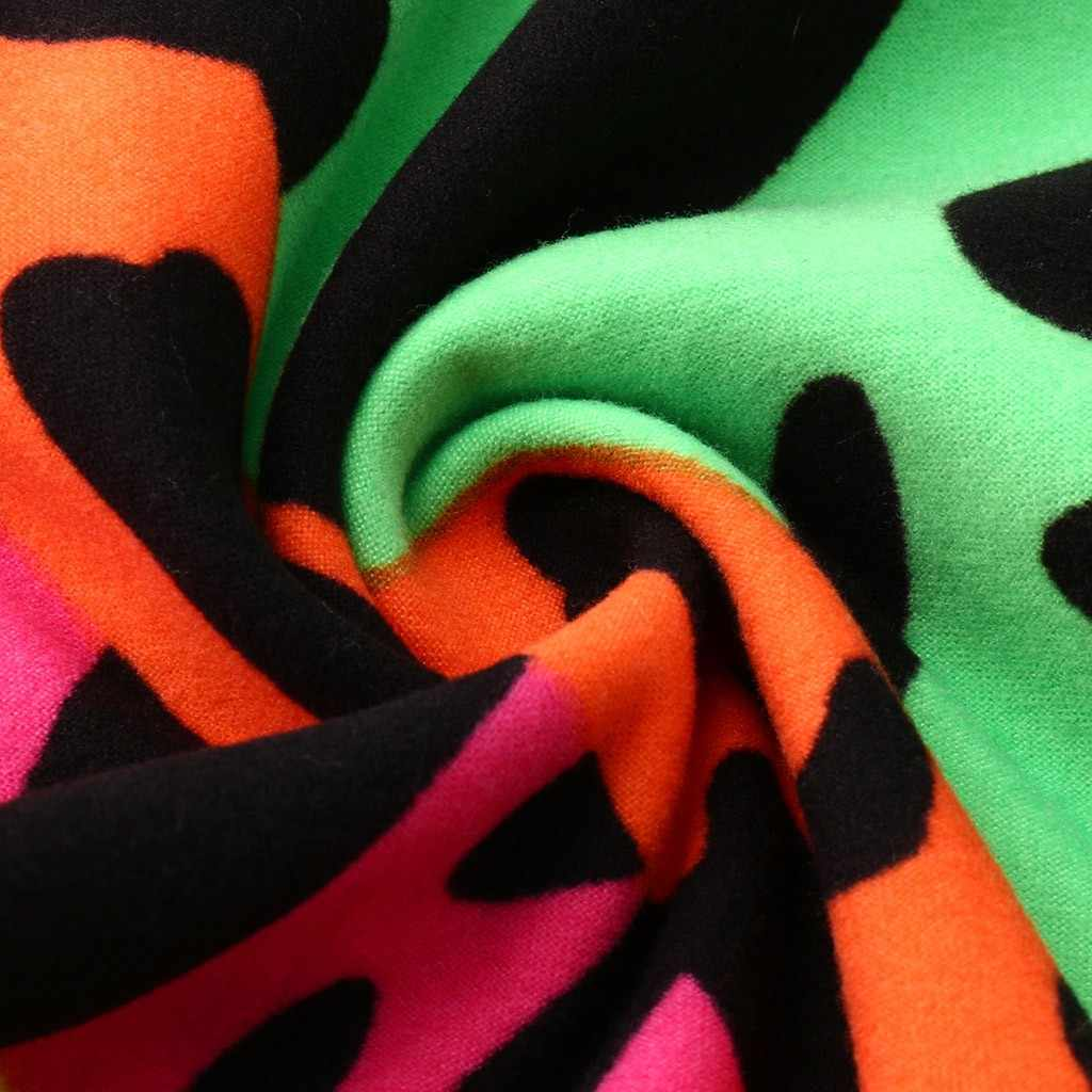متعدد الألوان مخطط طباعة رياضة اليوغا النساء طماق غير رسمية اللياقة البدنية السراويل الرياضية الإناث سلس ممارسة الجري بنطلون # LR3