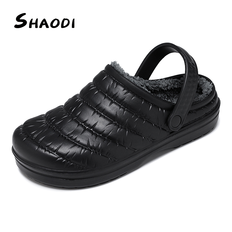 Winter Men Slippers Women Shoes Luxury Fluffy Slippers Indoor Casual Warm Lightweight Soft Furry House Shoes Couples Plus Size