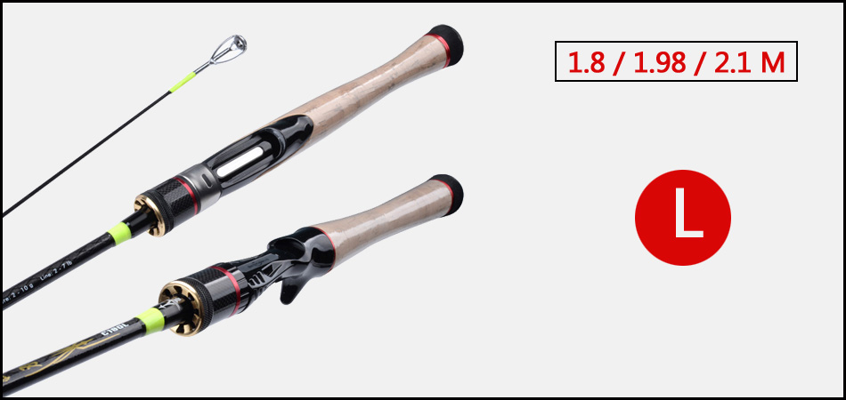 SeekBass flexible ul spinning rod 1.58m1.8m 0.8-5g lure weight ultralight spinning rods ultra light casting spinning fishing rod