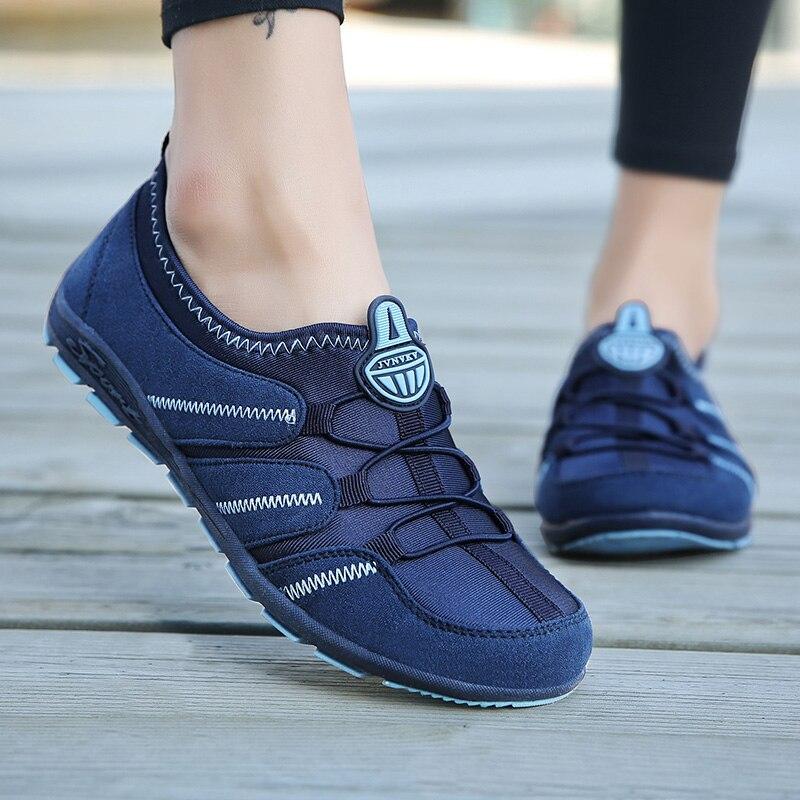 Women Sneakers Air Mesh