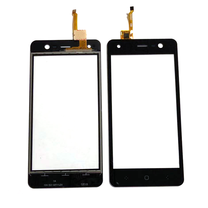 Free Tape Touch Panel Front Glass Sensor For BQ Trend BQ-5009L BQ5009L BQ 5009L Touch Screen Digitizer Touchscreen With Tools