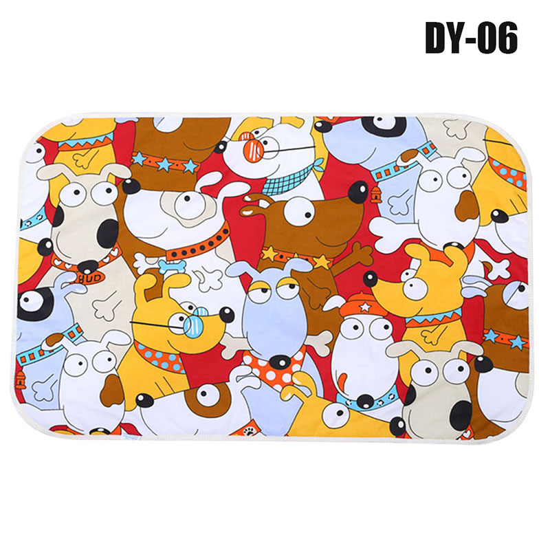 2019 New Baby Waterproof Urine Pad Diaper Changing Mat Cover 60x90cm Breathable For Bed