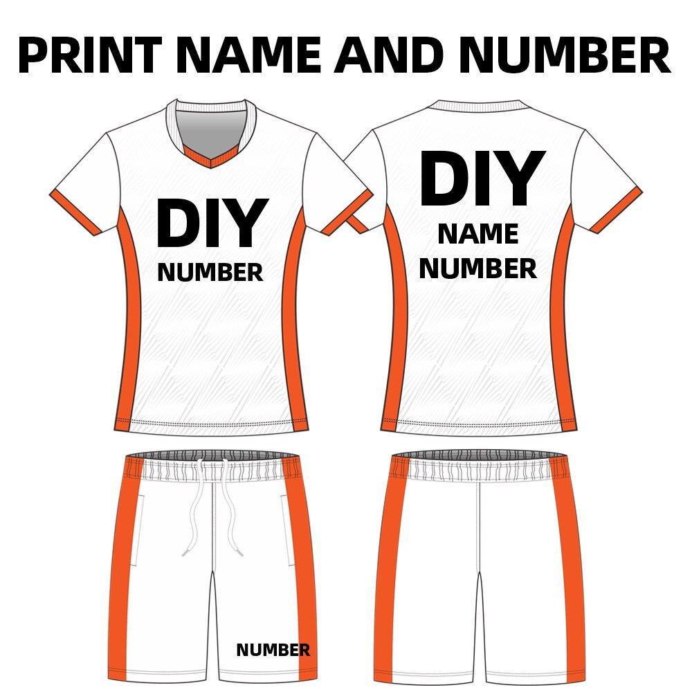 Профессиональный дизайн Высококачественная футболка для волейбола