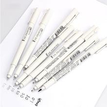 Sketch liner/brush 0.03mm/0.05mm/0.1mm/0.3/0.5/0.8/1.0mm water resistant gundam drawing pen design/comic painting supplies