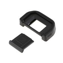 лучшая цена Viewfinder Adapter Eyecup Eyepiece Magnifier for Canon 77D 200D 800D 1300D 1500D Camera Replacement Part