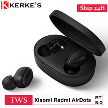 Xiaomi Bluetooth-5.0 Earphones Headset Earbuds Mi True Airdots Tws Noise Cancellation