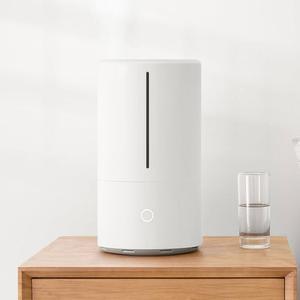 Image 2 - XIAOMI humidificador esterilizador ultrasónico inteligente mijia, esterilización germicida UV para el hogar, funciona con la aplicación Mijia, 4,5l