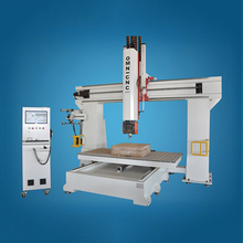 China Professional 5 Axis Cnc Carving Woodworking Tool professional cnc