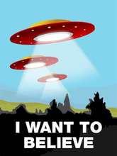 Больше стилей на выбор я хочу верить x файлы НЛО пленка печать