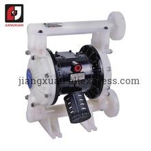 BML 25P 空気圧ダイヤフラムポンプをダブルウェイ空気圧ダイヤフラムポンプ 159 l/分 ptfe 液体循環ポンプ