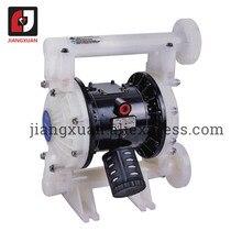 BML 25P Pneumatic diaphragm pump Double Way Pneumatic Diaphragm pump 159 L/Min PTFE Liquid Circulation Pump