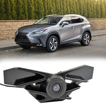 CCD Car Front View Parking LOGO Camera Night Vision for Lexus NX Sport Vision 2015 2016