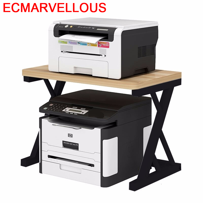 Agenda Archibador De Fundas Madera Metal Printer Shelf Archivero Mueble Archivador Para Oficina Archivadores Filing Cabinet