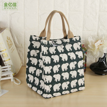 Food-Box-Bag Cooler Lunch-Bags Case Picnic Kids Insulated Women Fashion for Female