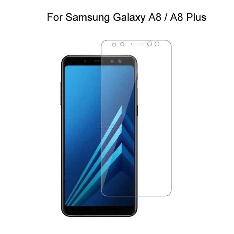 Tempered Glass For Samsung Galaxy A8 2018 / A8 Plus 2018 Screen Protector Protective Film For Samsung Galaxy A8 Plus 2018 Glass