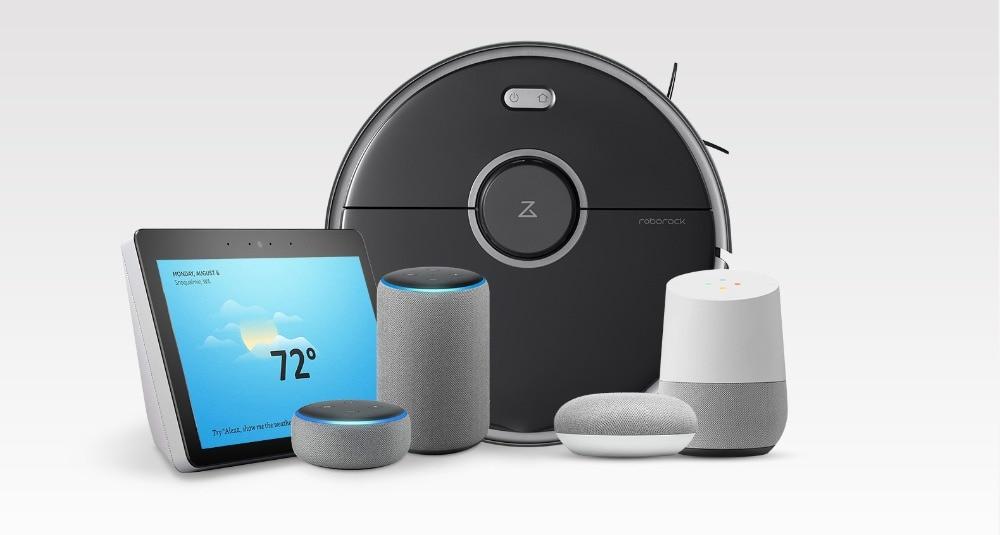 Alexa-googlehome