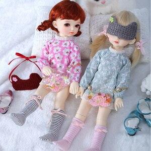 Image 4 - OUENEIFS Hebbe BJD YOSD bebek 1/6 vücut modeli bebek kız erkek yüksek kaliteli oyuncaklar dükkanı reçine noel hediyesi yeni yıl hediye