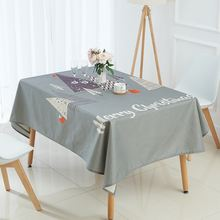 Christmas luxury dining table protective cover eco friendly