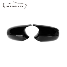 E92 Late Carbon fiber side view Mirror Caps Replacement for BMW 3 ser Two doors E92 E93 2010-2011 OEM Fitment Side Mirror Cover