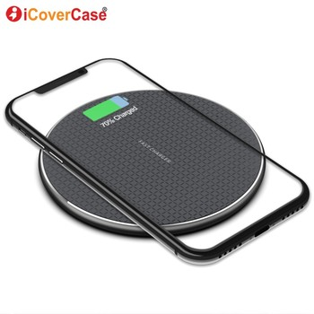Wireless Charger Qi Fast Charging Pad Power For Huawei 1