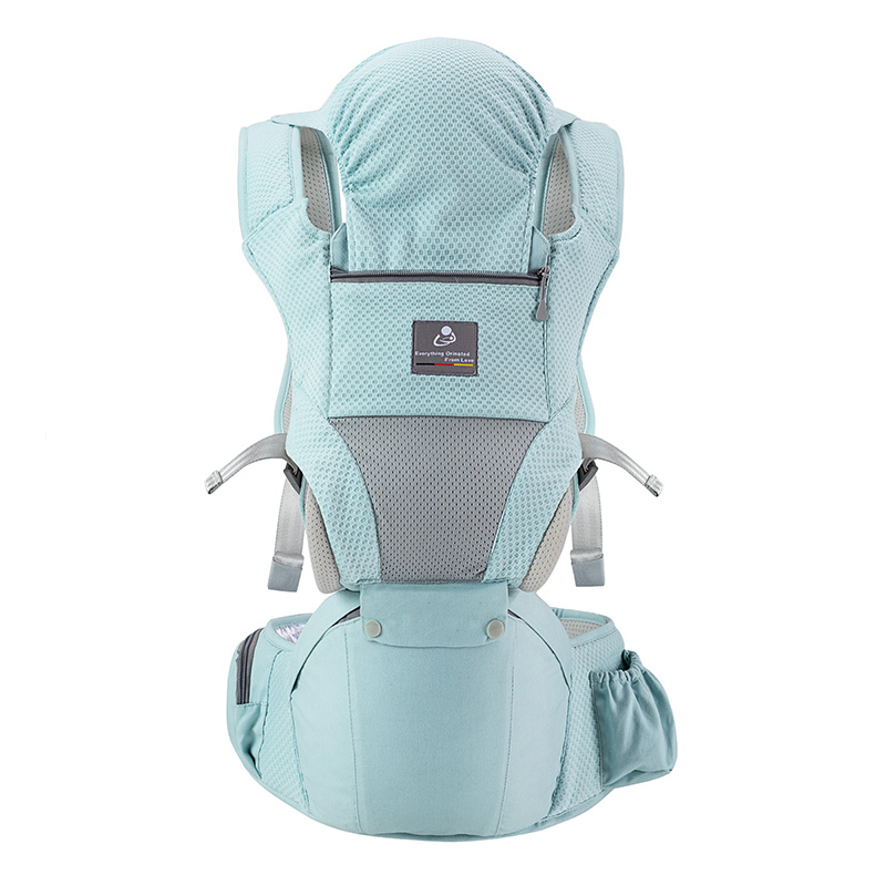 New Baby Bag Baby Carrier Male And Female Cotton Breathable Front Kangaroo Baby Carrier 0-36 Months High Quality Materials