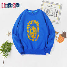 Kids Hoodies Girls Brand New Sweatshirt Boys Clothes Sweaters Cartoon Animal Hippo Printing Children Clothing Long Sleeve Tops все цены
