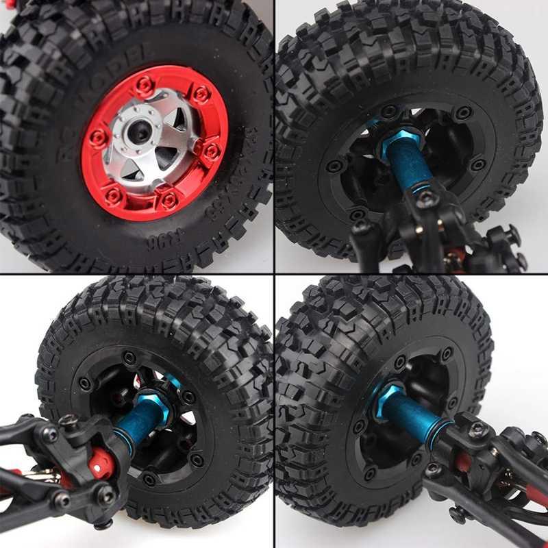 12 مللي متر الألومنيوم عجلة عرافة محولات طويلة 29 مللي متر تمديد RC سيارة تحويل أجزاء ل 1/12 Wltoys 12428 12423