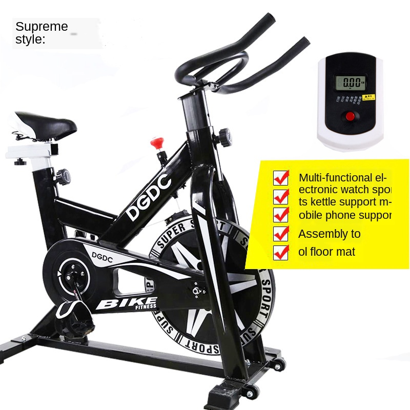 Manufacturers Direct Selling Household Spinning Super Quiet Exercise Bike Indoor Sports Bicycle Bicycle Fitness Equipment