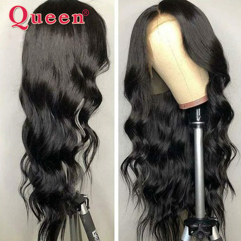 13*4 Body Wave Lace Front Human Hair Wigs Remy Hair Wigs Brazilian Human Hair Wigs For Black Women Swiss Lace 150% Density Queen