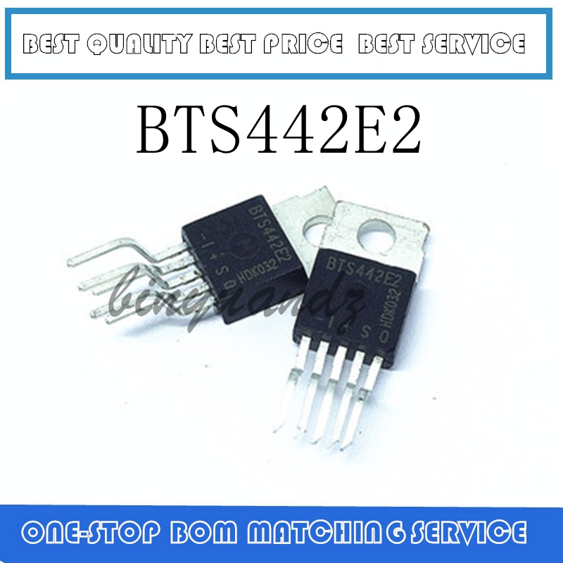 5 قطعة ~ 10 قطعة BTS442 BTS442E2 إلى-220