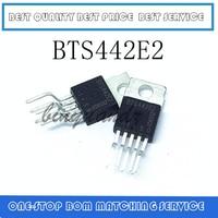 5 sztuk ~ 10 sztuk BTS442 BTS442E2 TO 220 w Części zamienne i akcesoria od Elektronika użytkowa na