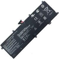 C21-X202 for ASUS VivoBook S200 S200E X201 X201E X202 X202E S200E-CT209H S200E-CT182H S200E-CT1 7.4V 38Wh NEW 5136mAh Battery