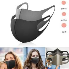 Three-dimensional Sponge Mask Adult Dust-proof Wind-proof And Haze-proof Mask Winter Unisex Mouth Mask