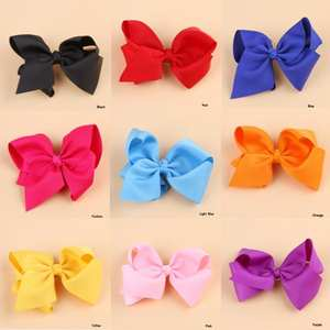 Ribbon-Hair Bows-Newest Simple 1pcs-Products Classical Novelty Personality Individual
