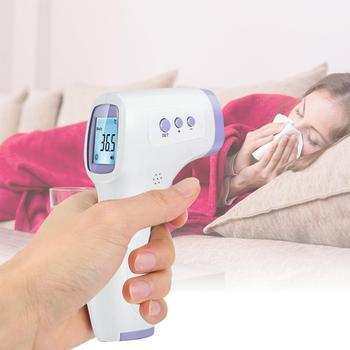 Thermomètre infrarouge sans contact