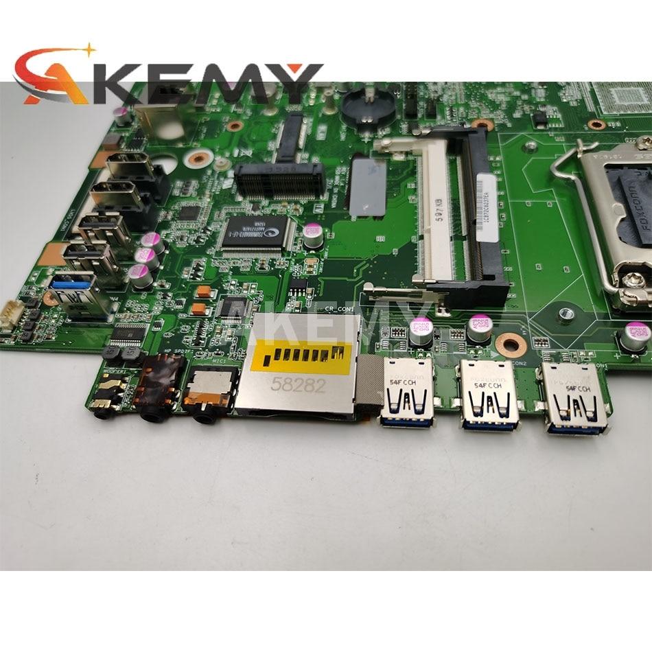 New Akemy ET2311I REV 1.4 Mainboard For ASUS ET2311I ET2311 All-in-one Motherboard 100% Test OK GMA 4