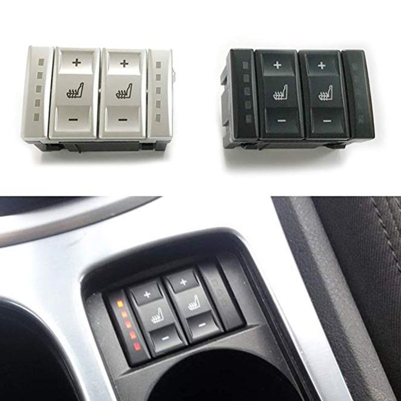 Için MK3 MK4 s-max elektrikli koltuk ısıtmalı anahtarı 6M2T-19K314-AC BS7T-19K314-AB