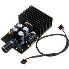 ABKT stéréo classe Ab puissance numérique Hifi voiture amplificateur Audio carte Tda7377 Dc9 18V 30W pour haut parleur 4 8 Ohm