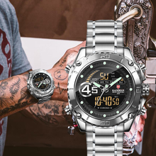 9054 Men Watches Fashion Sport Super Cool Quartz LED Digital Watch 30M Waterproof Wristwatch Men's Clock Relogio Masculino gift цена и фото