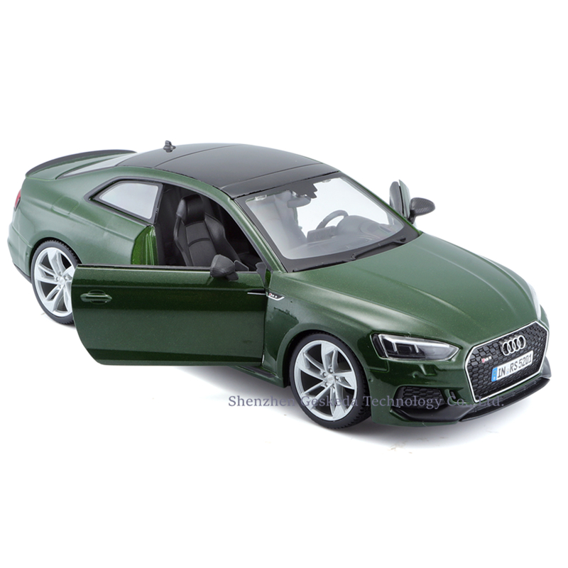 Bburago 1 24 Audi RS5 RAD manufacturer authorized simulation alloy car model crafts decoration collection toy tools in Diecasts Toy Vehicles from Toys Hobbies