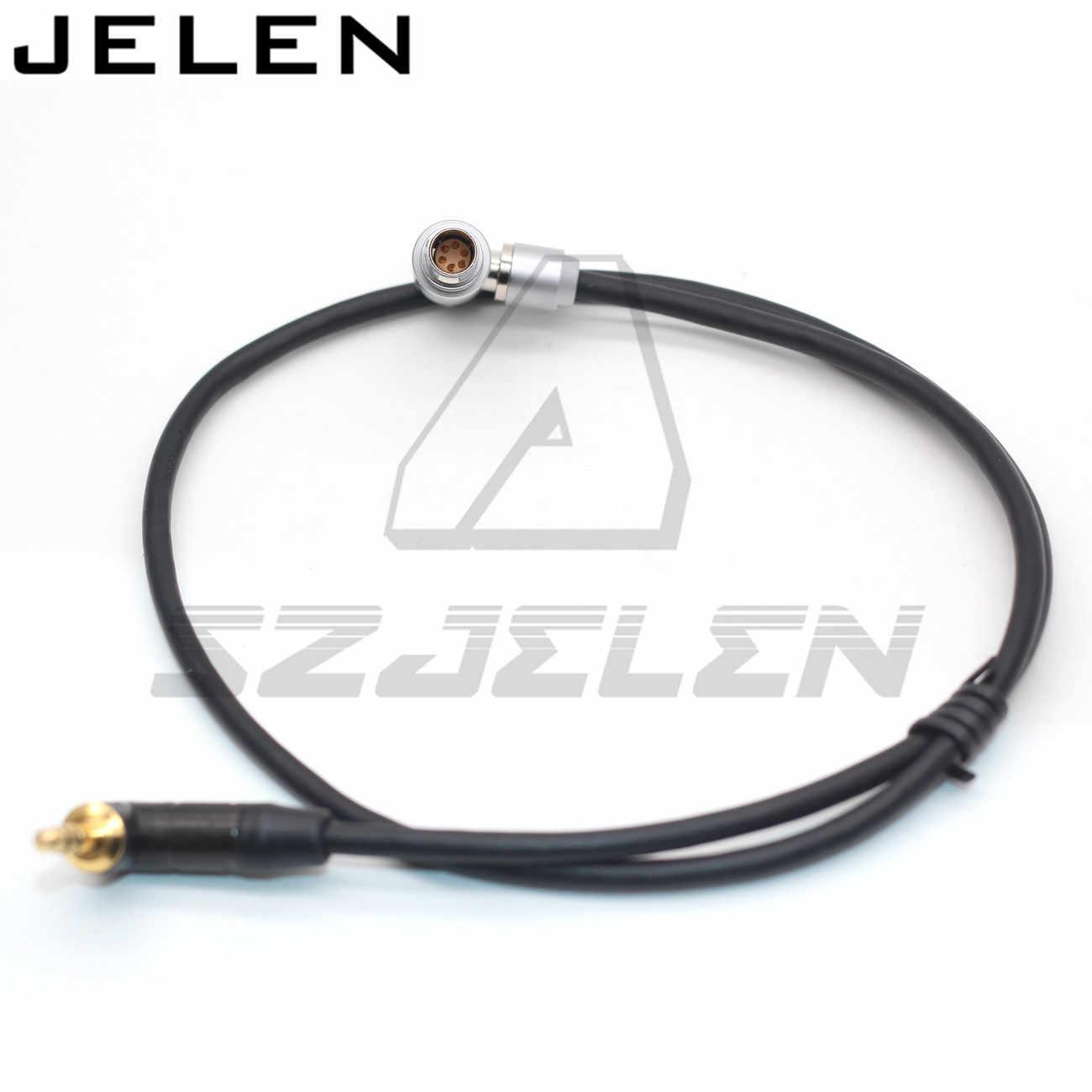 3.5 Audio do prawej kąt 6Pin złącze port Audio dla arri alexa MINI LF