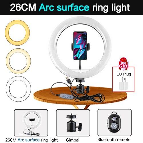 26cm ring light