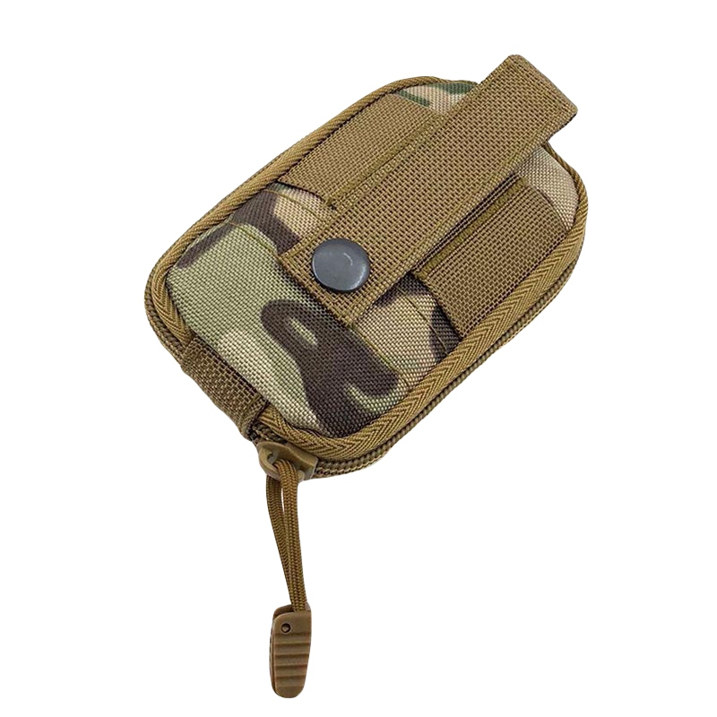 Outdoor Sports Bag Hunting Jogging Bag Molle Utility Bag Outing Picnic Running Pouch Tactical Waist Pouch Camping Waist Pack