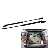 2x portón trasero soportes de elevación de maletero resortes a gas amortiguadores para Mitsubishi Space Wagon N43W Expo Nimbus Mitsubishi carro 1991 1998  500MM|Barras de puntal| |  -
