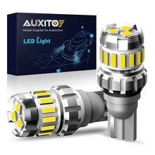2pcs W16W LED Canbus T15 Error Free LED Bulb for BMW Mercedes Benz Audi VW Hyundai Kia Backup Reverse Lamps 6500K White DC 12V