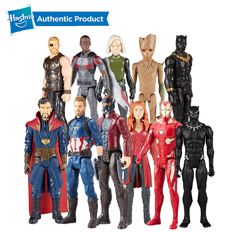 "12/"" Marvel Avengers Titan Hero Series Marvels Vision Figure Kids Toys New"