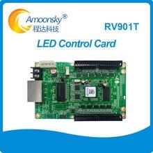 Linsn – carte de réception à affichage LED polychrome rv901, fonctionne avec Linsn TS802D ts901D TS852D linsn, carte d'envoi, meilleurs prix